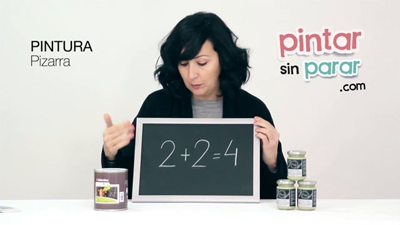 PINTAR SIN PARAR. (Vídeos para tienda online)
