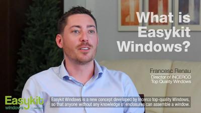 EASY KIT WINDOWS. (Vídeo de producto)