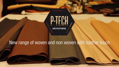 P-TECH Microfibre. (Vídeo de producto)
