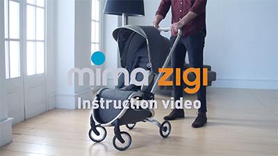 MIMA ZIGI. (Vídeo instrucciones de montaje)