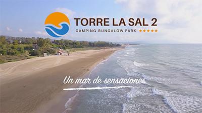 CAMPING TORRE LA SAL 2. (Vídeo promocional)